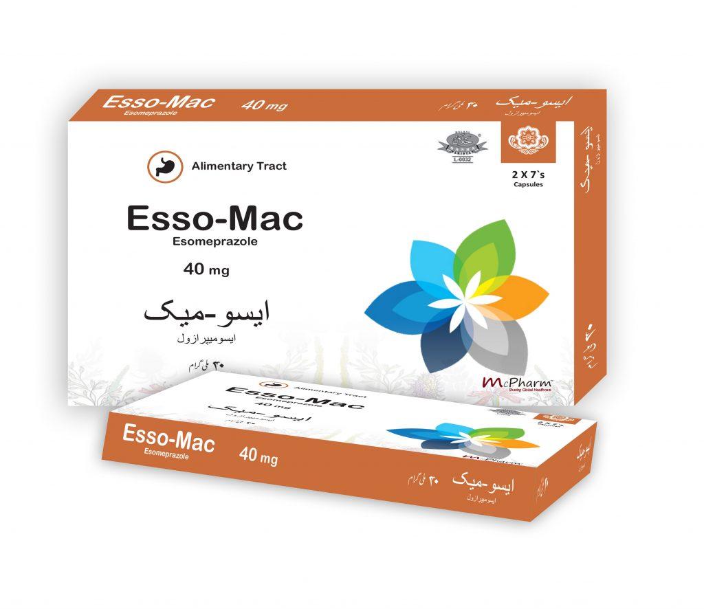 Esso Mac 40