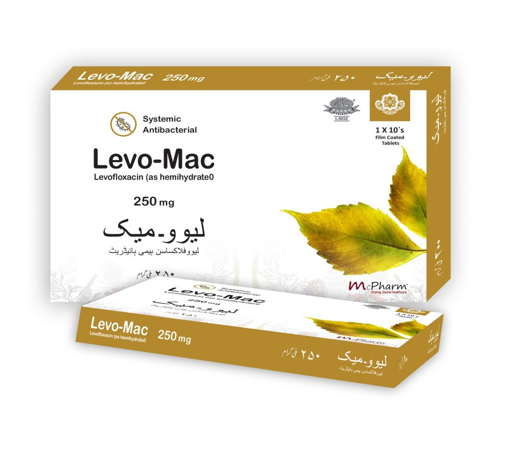 Levo Mac 250